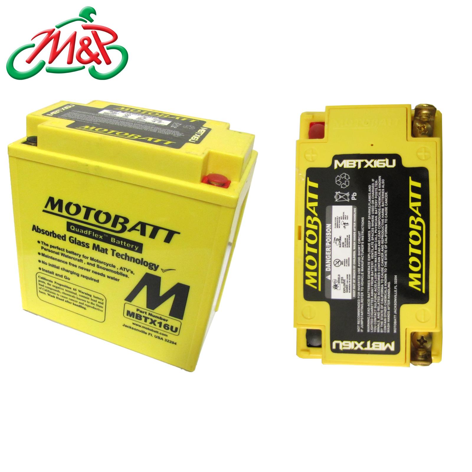 Suzuki Intruder Battery Terminals